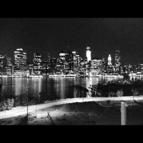 NYC Night photo