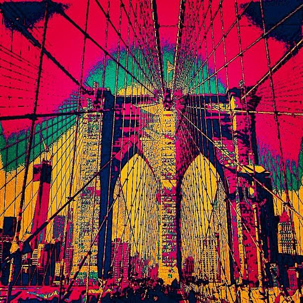 Brooklyn Bridge Color 187d9a90de6d11e295f622000ae90e55_7